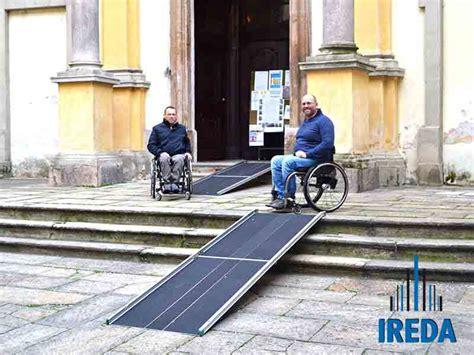 pedane per disabili pedane per disabili installazione climatizzatore