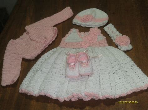ropa para bebe recien nacido tejida a ganchillo ropa para