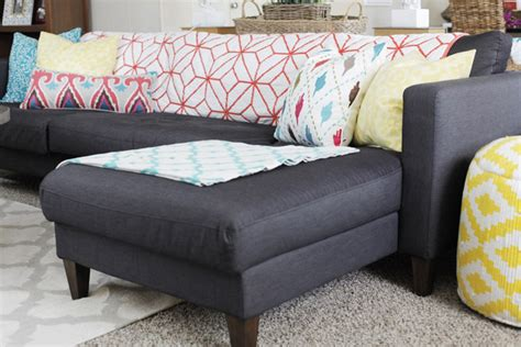 Replacing Legs On An Ikea Couch
