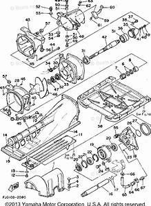 Yamaha Waverunner Parts 1992 Oem Parts Diagram For Jet