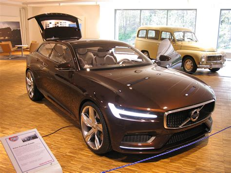 volvo concept estate wikipedia