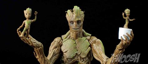 hasbro marvel legends guardians   galaxy groot