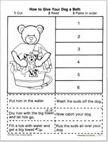 third grade reading comprehension activities the 25 best sequencing worksheets ideas on sequencing activities calendar