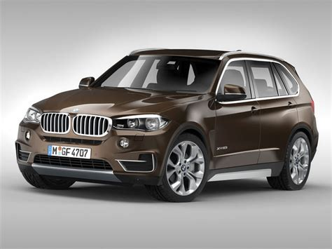 Bmw X5 Models by Bmw X5 F15 2014 3d Model Max Obj 3ds Fbx Ma Mb Cgtrader