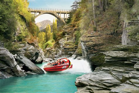 Jet Boat In Queenstown by Shotover Jet Queenstown Nz S World Jet Boat