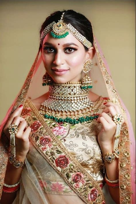 indian bridal jewelry trends  fashion foody