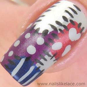 NailsLikeLace 40 Great Nail Art Ideas Grey Color