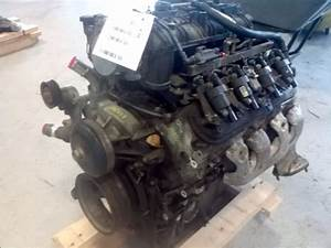 Engine 06 Gmc Envoy 5 3l Vin M 8th Digit Denali  1532757