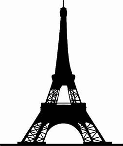 Eiffel Tower Silhouette Png - ClipArt Best