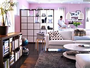 Ideen Mit Ikea Möbeln : 1 zimmer wohnung einrichten ikea home ideen ~ Lizthompson.info Haus und Dekorationen