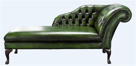 green chesterfield chaise lounge day bed designersofasu