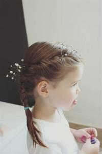 Coiffure Petite Fille Facile : tuto coiffure petite fille facile et rapide pour mariages et evenements xoxo events ~ Dallasstarsshop.com Idées de Décoration