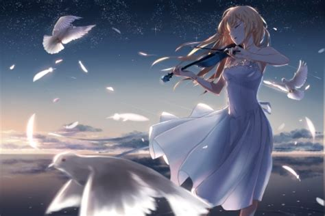 Violin Wallpaper Anime - violin other anime background wallpapers on desktop