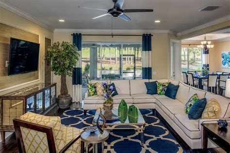 color creates magic  greenpointe homes model homes