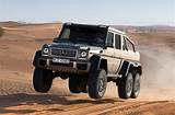 This is a tremendous increase over the standard version, which. Mercedes-AMG G 63 6x6 Review (2018) | Autocar