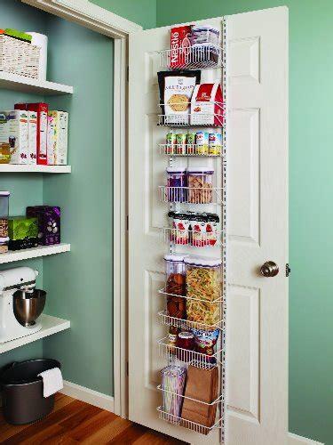 Closetmaid Door Rack - closetmaid 1231 adjustable 8 tier wall and door rack 12