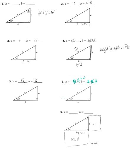 similarity  triangles  trigonometry math mistakes