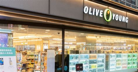 South Korea's Olive Young set on the overseas market with ...