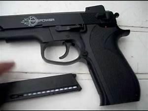 Vidéo De Pistolet : d monstration de mon nouveau pistolet a bille youtube ~ Medecine-chirurgie-esthetiques.com Avis de Voitures