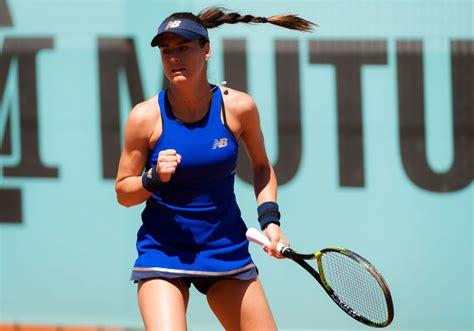 Sorana cirstea a pierdut in primul tur la turneul de la madrid. Sorana Cirstea - Mutua Madrid Open Tennis Tournament in ...