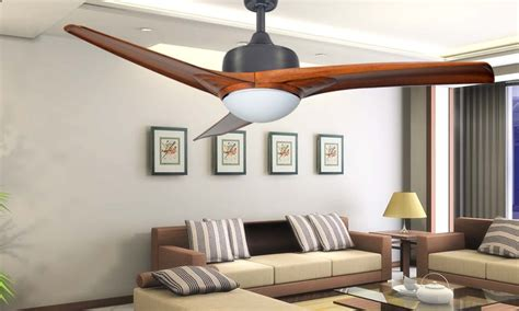 Vintage Simple Ceiling Fan 52inch Led Lamp Dining Room Best Study Room Designs Upstairs Laundry Cabinets And Storage Navy Powder Living Design Themes Dividing Shelf Dorm Decorations Guys Ideas Pinterest