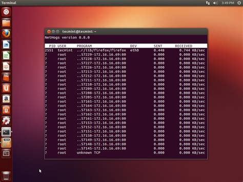command  tools  monitor linux performance