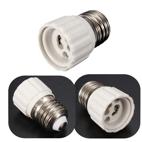 e27 to gu10 base led light bulb l adapter holder