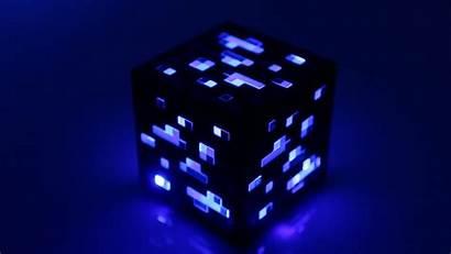 Minecraft Diamond Wallpapers Ore Cool Pixelstalk