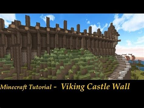 Minecraft Castle Easy Drone Fest