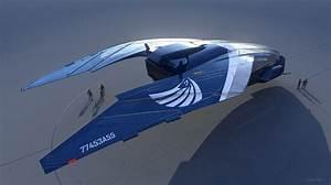concept ships: Spaceship art by Colie Wertz