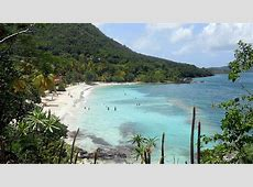 South Caribbean beaches of Martinique MartinicaOnline