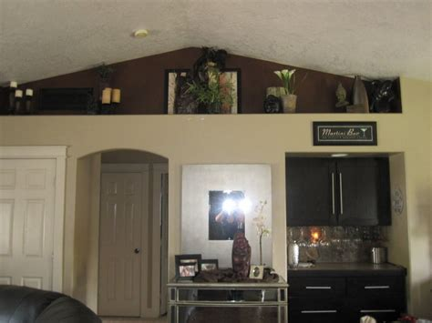Decorating Ideas For Kitchen Plant Shelves by Vaulted Ceilings With Shelf Ideas Plant Shelves On The