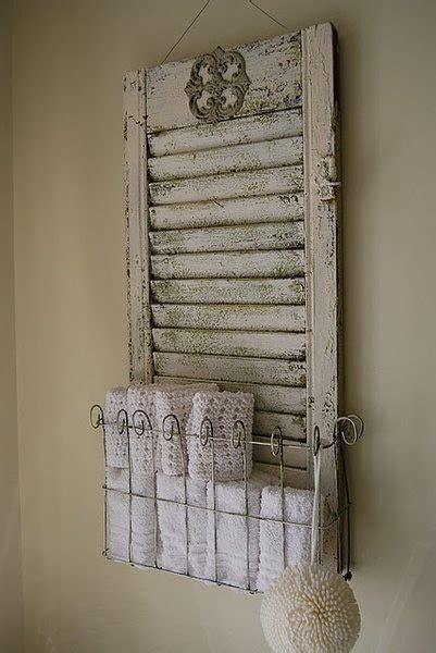 repurposed shutters diy inspired