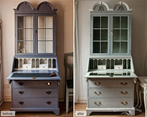 From Ugly To Cute Shabby Chic Furniture Makeover Touch