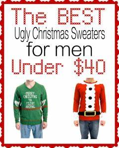 Ugly Sweater Party Archives Our Thrifty Ideas
