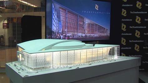 quicken loans arena    million transformation