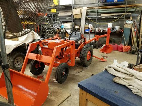 Pin Frank Drellishak Terramite Economy Tractor