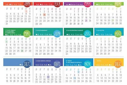 baixar do editor do calendario 2015 ano