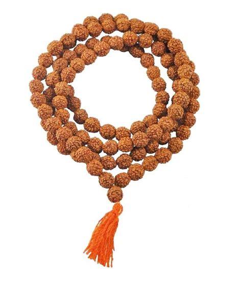 Rudraksh Mala (108 beads) - KalyanPuja
