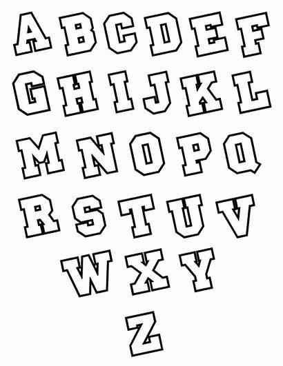 Block Italic Alphabet Graffiti Letters