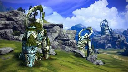Tera E3 Realm Exiled Arborea Impressions Reactor
