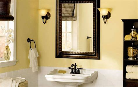 mirror in bathroom ideas bathroom framed mirrors interior4you 19491