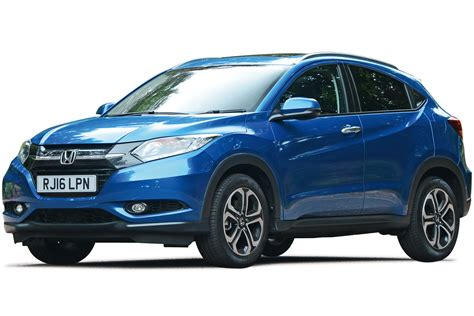 honda hr  suv  practicality boot space carbuyer