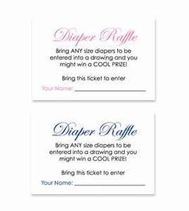 Free Diaper Raffle Template Baby Theme Free Printable Baby Shower Diaper Raffle Tickets