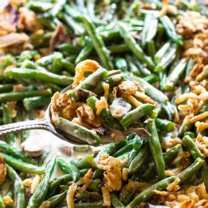 green bean casserole recipe  girl  ate