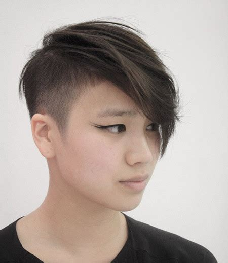 short undercut hairstyles tumblr