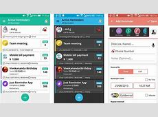 10 best reminder apps for Android AIVAnet