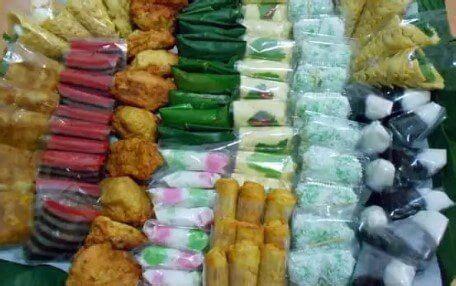 Ini dia resep jajanan anak sekolah yang laris manis dan praktis! 8 resep kue untuk jualan 1000 rupiah paling ekonomis dan ...