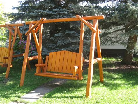 alberta rustic log furniture higher ground log furnishings