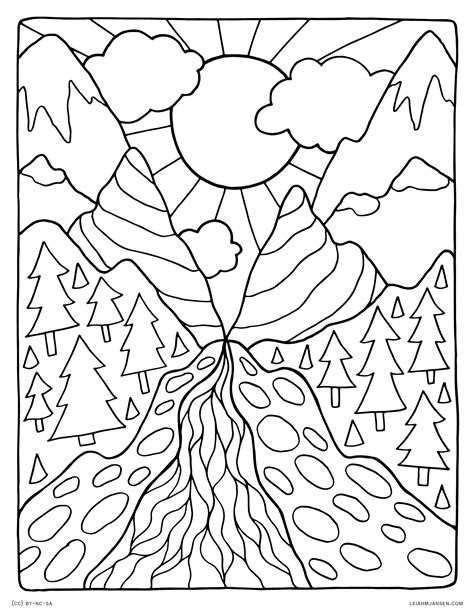 free printable color pages coloring pages